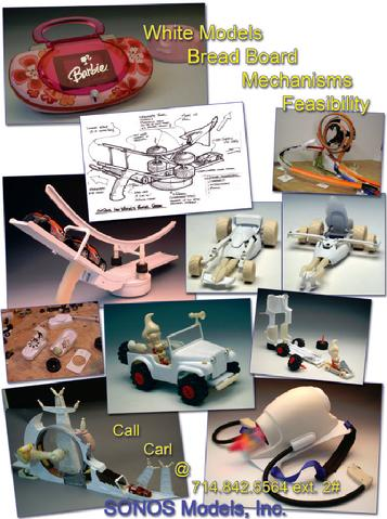 Mattel Barbie and Hot Wheels Product Development