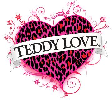Teddy Love Logo Design