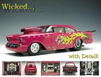 Highly details Muscle car prototype model
