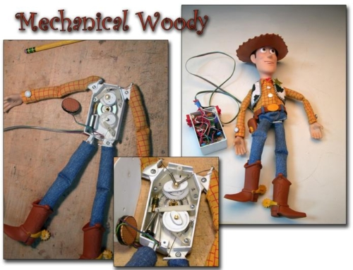 Mechanical Woody