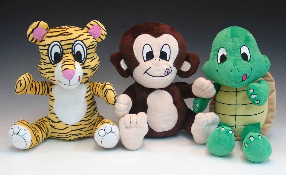 custom plush toys and custom stuffed animals