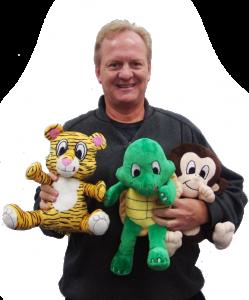 Custom plush toys and custom stuffed animals from Sonos Product Development