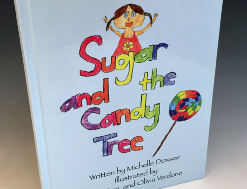 Sugar and the Candy Tree Book Set