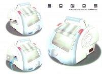 Newport Medical Ventolator HT70 Concepts-New Product Development