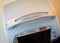 Newport Medical design detail image-production unit