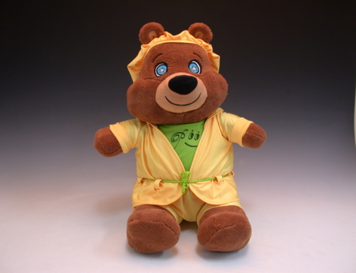 Custom Plush Teddy Bear