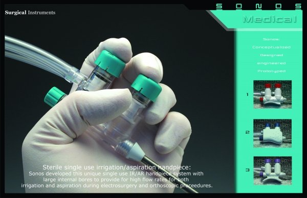 Medical device new product Concept Design