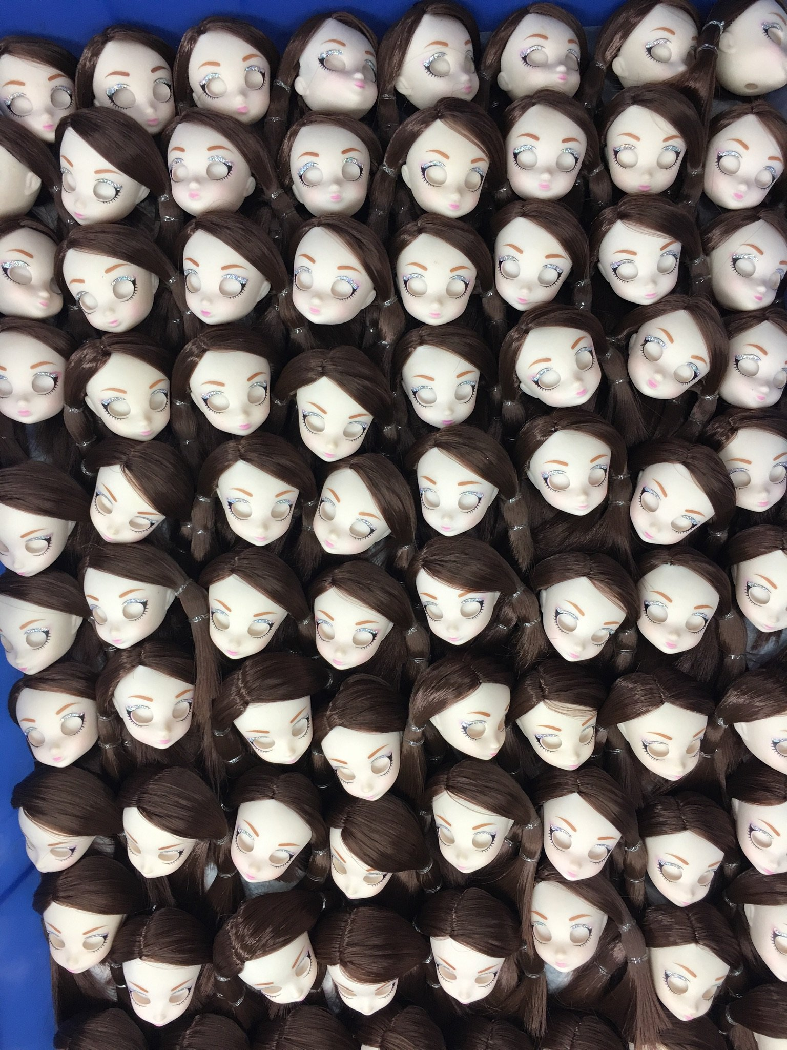 Product Manufacturing - Doll Heads