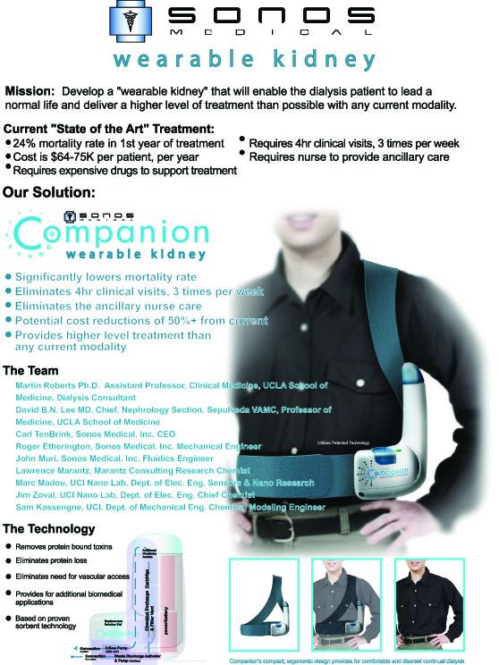 Wearable Kidney Dialysis Engineering