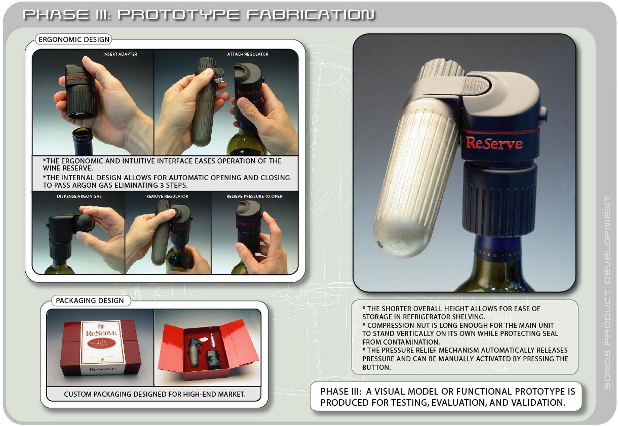 Prototype model of Wine