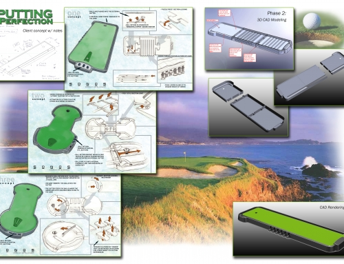 Golf Putting Green Design