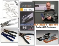 tool product development, mk diamond saw design