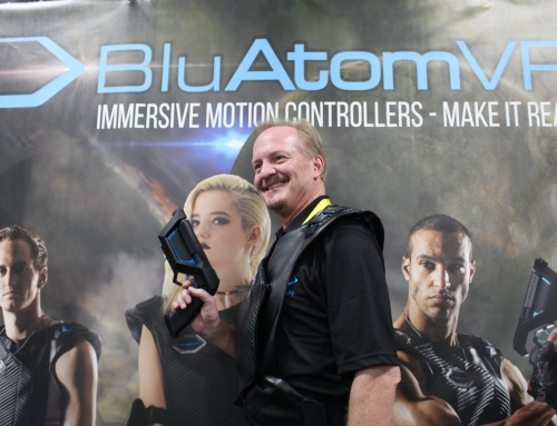 BluAtom VR Gun Controller