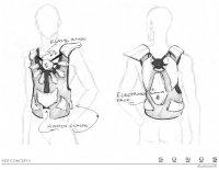 VR Concept Designs BluAtom Vest #5