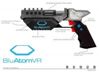 VR Emulator Gun – Concept design Sonos Product Development