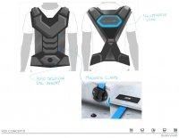 Concept Renderings BluAtom VR Vest #8