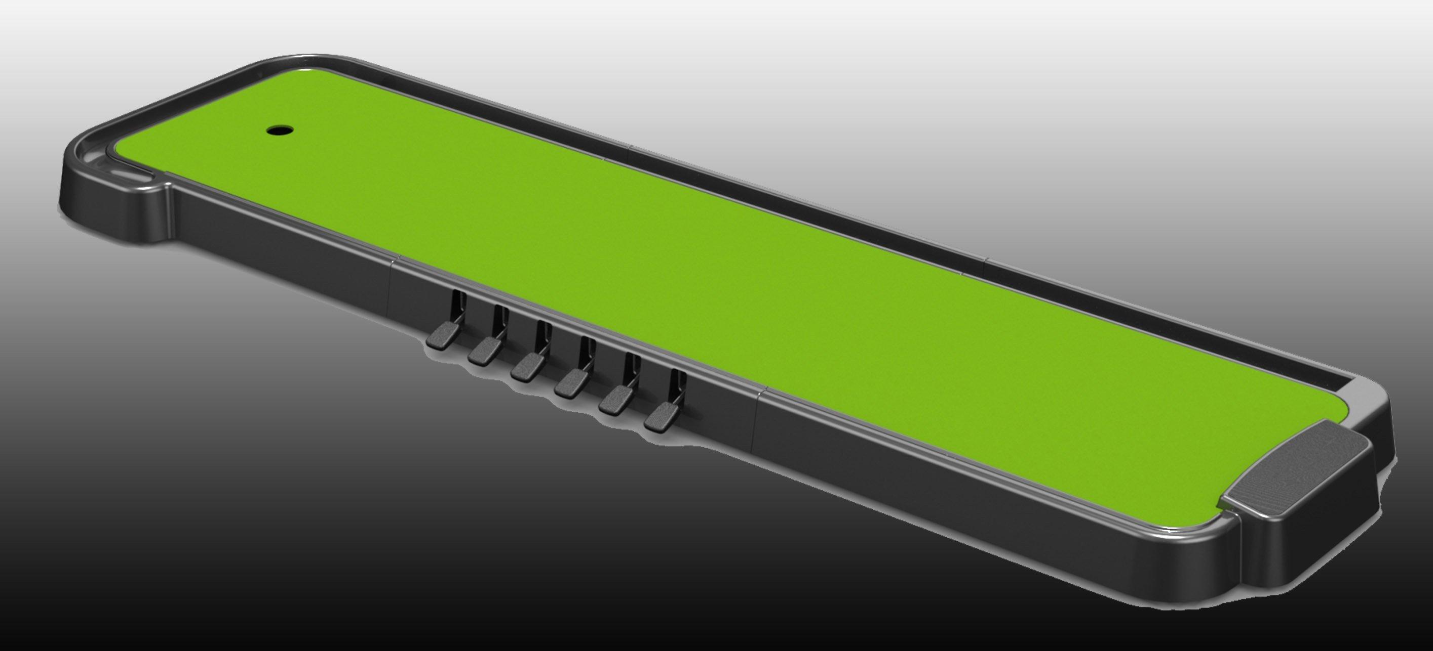 3d CAD putting green