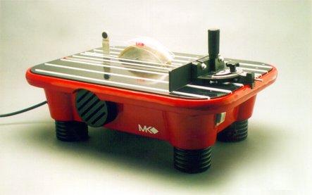 tile saw prototype, MK diamond tile saw