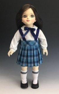 School Girl Doll 18 in Prototype Doll