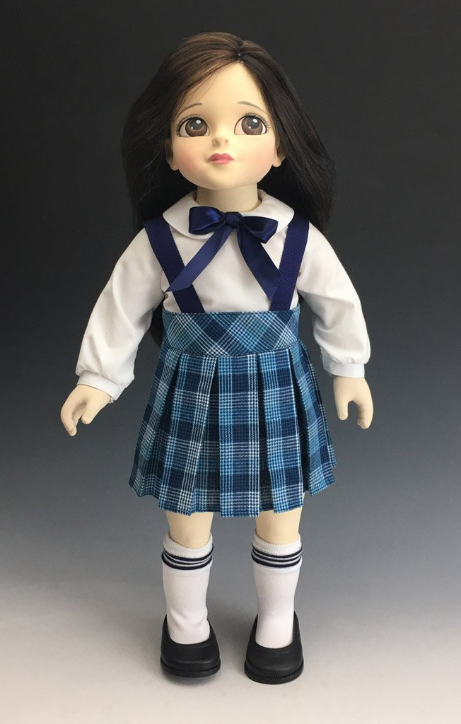 School Girl Doll 18 in Prototype Doll