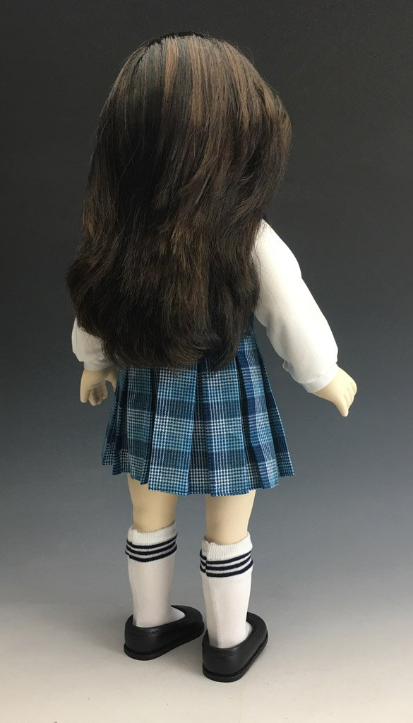 Asian-American Girl Doll 18 inch Prototype