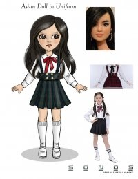 Production Doll-Design specifications