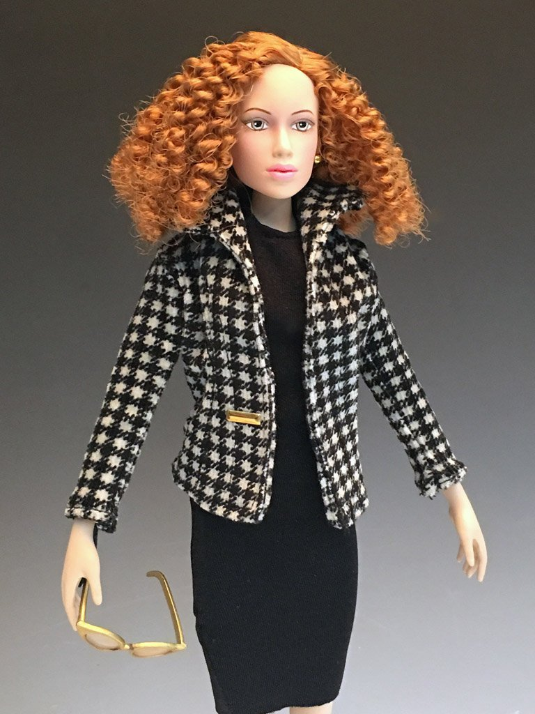 Pre-Production Doll prototype-Barbie style