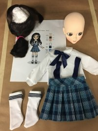 How to make Dolls – Manufacturing components