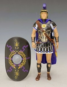 Roman Praetorian Soldier Action Figure