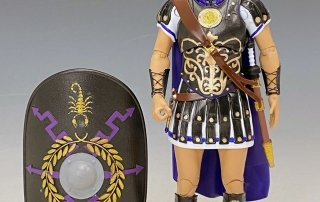 Action Figure Roman prototype