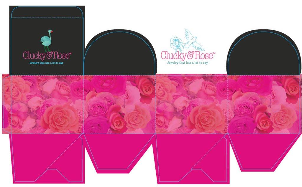 Jewelry & Perfume Packaging Design