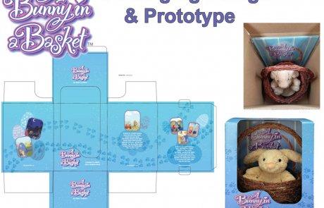 Plush Toy packaging design