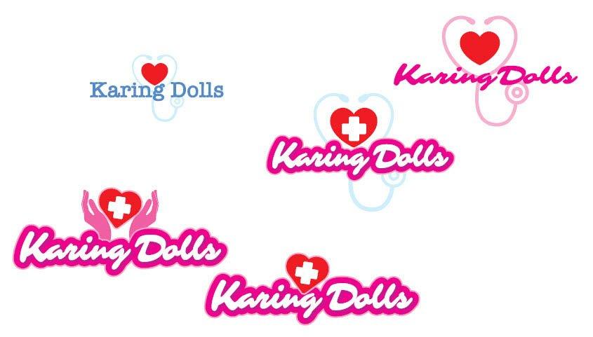 Karing Dolls Logo Design concepts