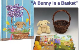 Complete Book Illustrations & Bunny in a Basket